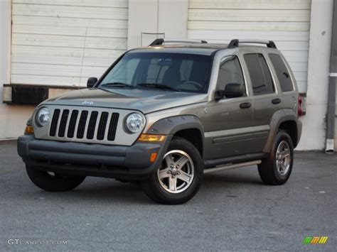 Jeep Renegade 4x4 2005 Jeep Liberty Renegade 4x4 Exterior Photos Gtcarlot