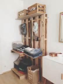 alternative kleiderschrank kleiderschr 228 nke wohnideen und praktische tipps