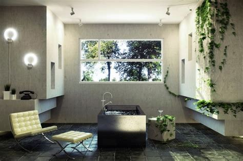 nature inspired bathroom designs inspiration