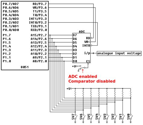 pull up resistor value in 8051 pull up resistor value in 8051 28 images jb 8051 schematic with rom sram how to interface