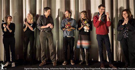 elsa film berlinale berlinale 2017 kompagnon fellowships go to nora