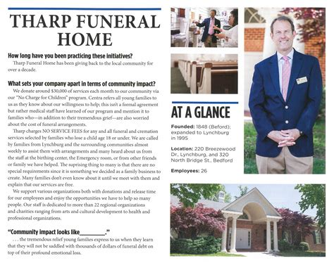 our family serving your family tharp funeral home