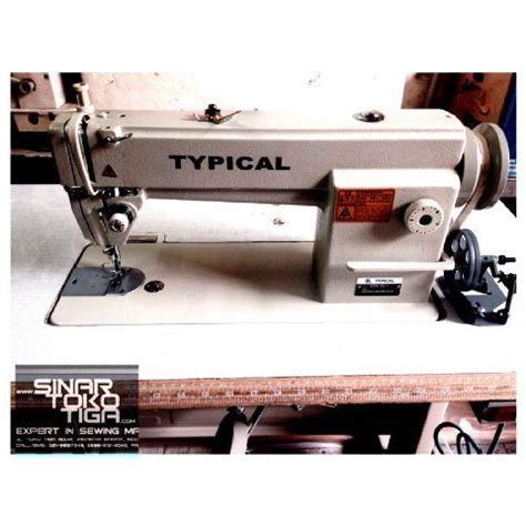 Mesin Jahit Typical sell sewing machine typical gc 6 28 1 from indonesia by