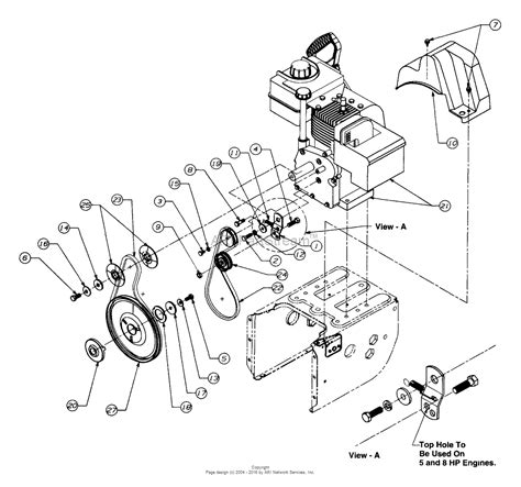 craftsman snowblower parts diagram mtd 315 718e099 247 885550 1995 parts diagram for