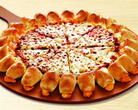 Pizza Rasa Chiken Sosis delivery food in jakarta pizza hut in jakarta