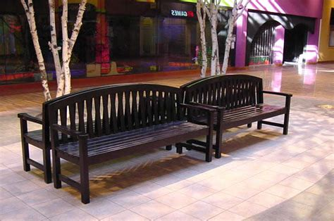 bench willowbrook mall chesapeake contract furnishings projects portfolio of