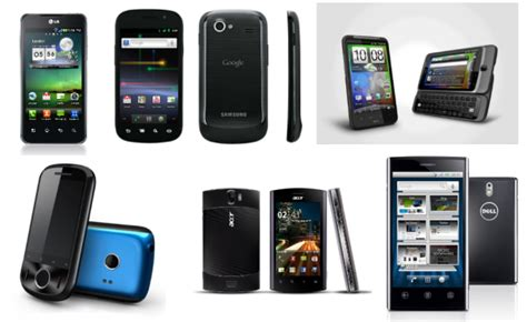 types of android phones best android phones in india april edition
