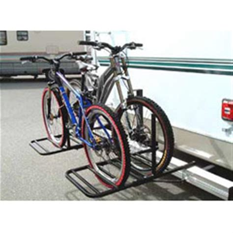Swagman Rv Bumper Bike Rack by Swagman Bumper Mount 4 Bike Rack 157213 Carriers