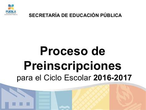 inscripciones ciclo costa periodo lectivo 2016 2017 inscripciones para secundaria 2014 preinscripciones