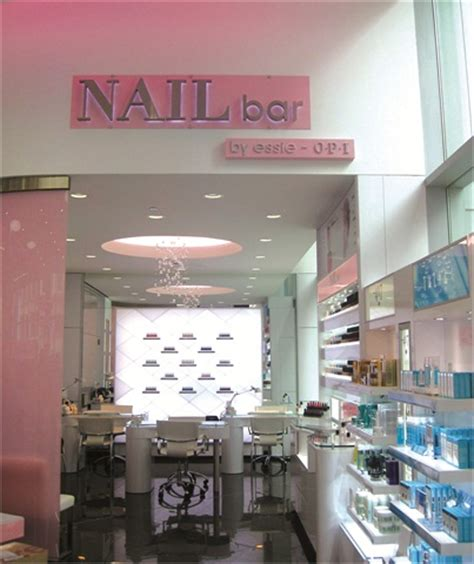 Manicure Bar on the road nail bar at walgreens chicago business nails magazine
