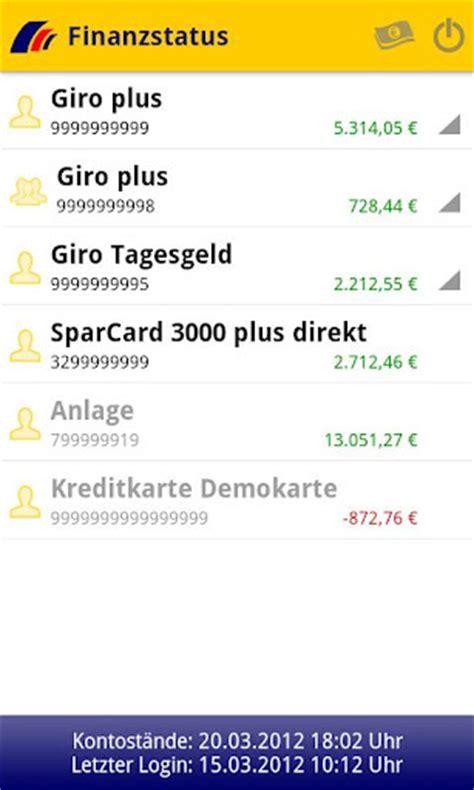 deutsche bank kontostand die besten android apps deutscher banken sparkassen
