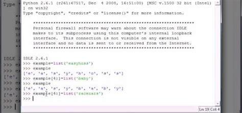 tutorial python slice how to program slice lists in python 171 python wonderhowto