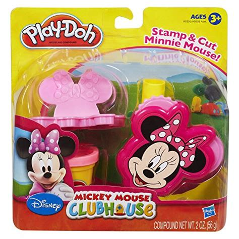 play doh mickey mouse clubhouse set minnie new ebay