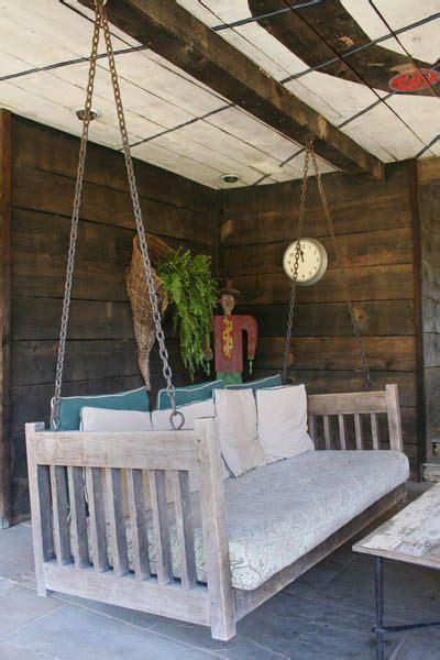 big porch swing 5 idyllic porch swings homedesignboard