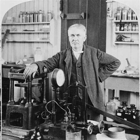 Edison L by Science In The 1870s
