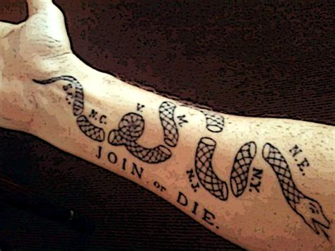join or die tattoo join or die by mcaddicted on deviantart