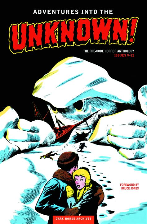 pulling seams the adventure volume 1 books may130069 adventures into the unknown archives hc vol 03