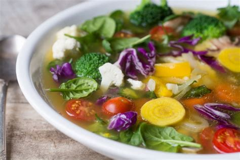 Detox Slimming Soup Recipe by Slimming Detox Soup Herbs And Oils Hub