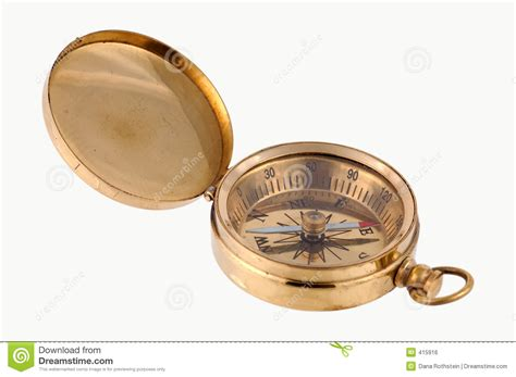 the brass compass brass compass royalty free stock image image 415916