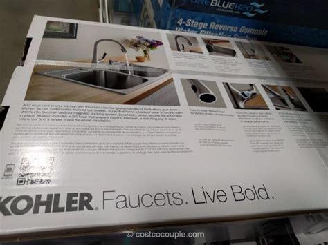 kohler malleco pull kitchen sink faucet kohler malleco pull kitchen faucet