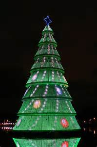 christmas tree in belo horizonte brazil christmas