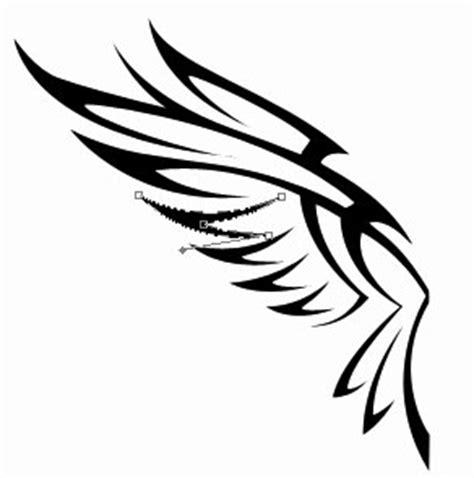 tattoo logo photoshop draw eagle tattoo drawing techniques