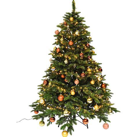 weihnachtsbaum bild takasho k 252 nstlicher weihnachtsbaum nordmanntanne 150 cm kaufen bei obi