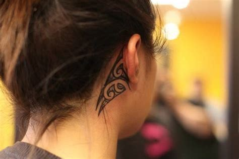 tribal ear tattoos 50 most beautiful the ear tattoos that every