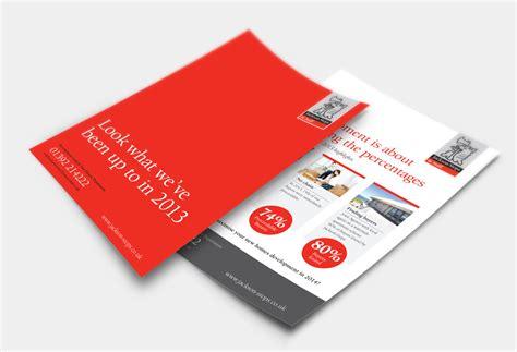 design a5 flyer online property flyer design
