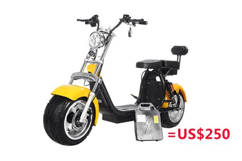 harley electric scooter price in china harley style citycoco electric scooter with 1000w motor 2