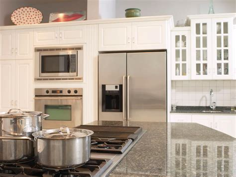 normal home kitchen design what to consider when selecting countertops hgtv