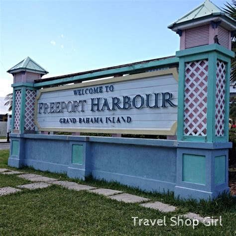 freeport cruise cruise review guide freeport bahamas
