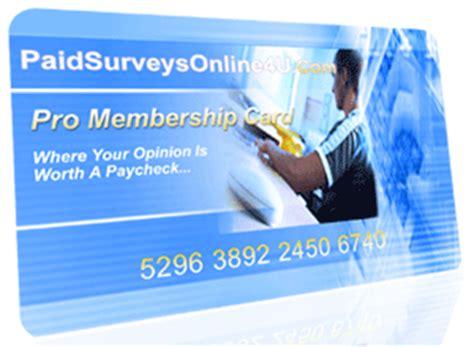 Paid Opinion Surveys - opinion surveys de paid surveys