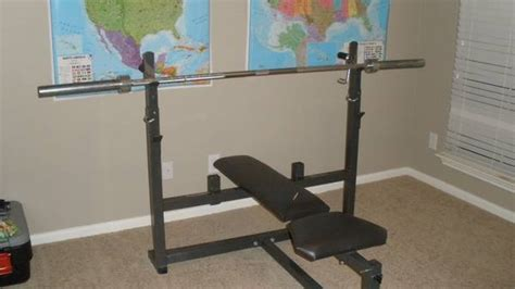 bodysmith weight bench parabody bodysmith weight bench espotted