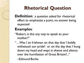 Exle Of A Rhetorical Essay by Ap Language Composition Ppt