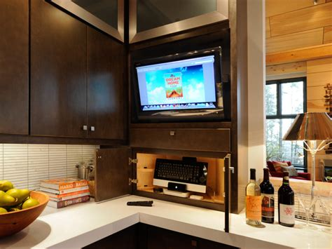 kitchen tv cabinet best 25 kitchen tv ideas on pinterest tv in kitchen