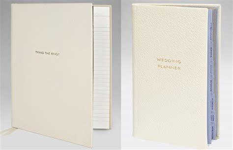 Wedding Notebook by Books Planners My Wedding Book