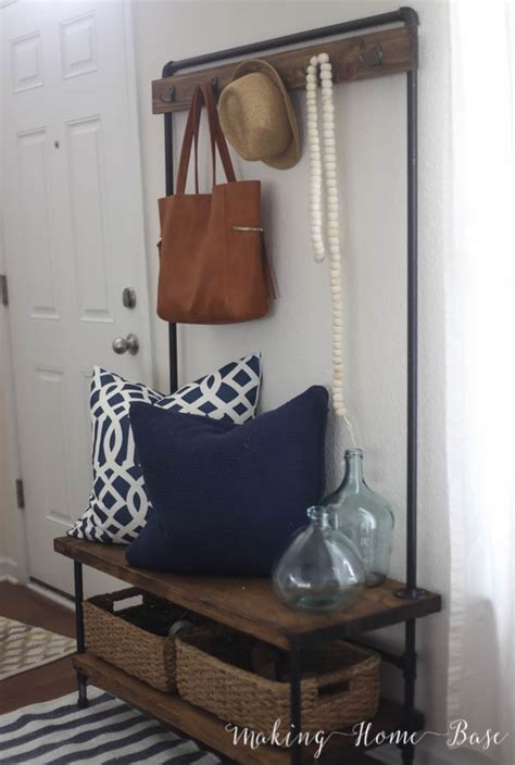 diy entryway organizer 5 diy projects you can do in a day