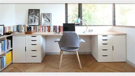 Office Desk Pinterest Ikea Vika Alex Office Study Desk Chez Moi Pinterest