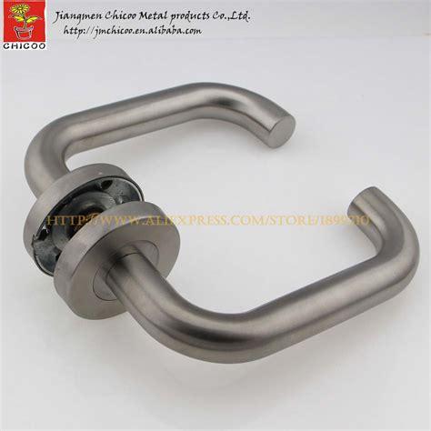 Interior Door Lever Handles Stainless Steel 304 Lever Door Handle Interior Door Lever Handles Entry Lever Handle In