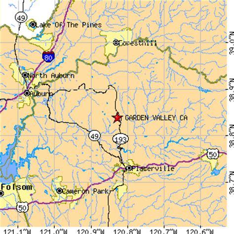 Garden Valley California garden valley california ca population data races