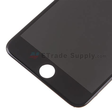 Lcd Iphone 6 Plus apple iphone 6 plus lcd assembly with frame black