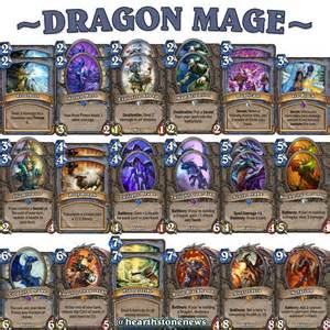 magier deck hearthstone 17 best ideas about hearthstone mage deck on