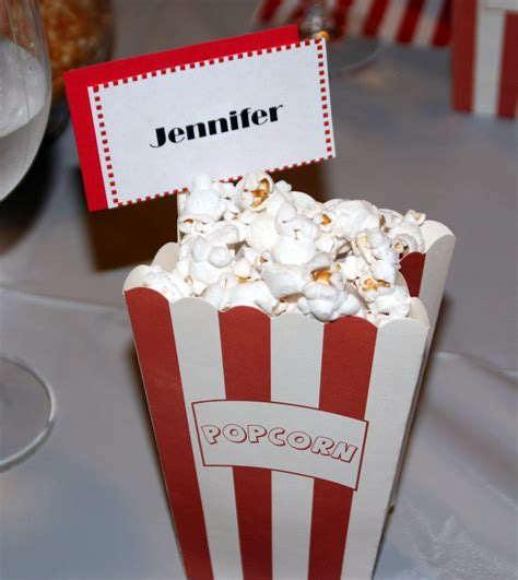 and white striped popcorn bags images