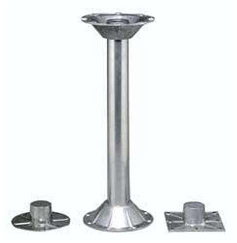 rv pedestal table leg 29 5 quot leg without base