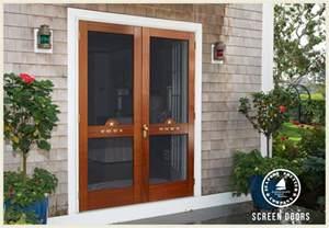 Wooden Shutters Interior Home Depot Wooden Screen And Storm Doors 171 Seaport Shutter