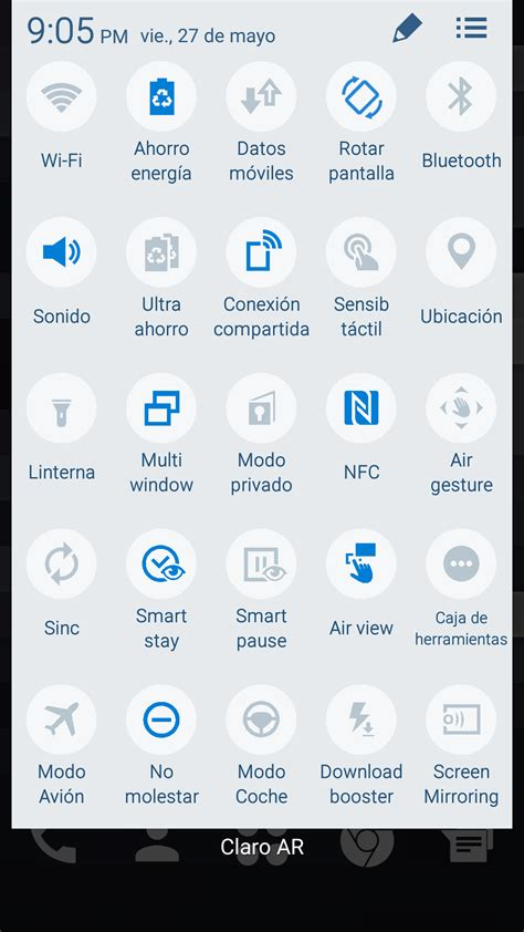 samsung galaxy top bar icons theme mod systemui s7 for 6 0 1 by al cr samsung