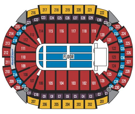 xcel energy center seating map concert ticket template free clipart best