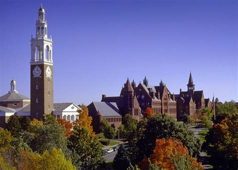 Http Www Uvm Edu Business Mba by Most Scenic Or Best Looking Schools Student