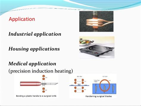 induction heating application note induction heating